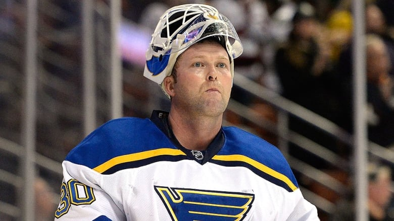 Martin Brodeur To Retire From Nhl Join Blues Front Office Cbc Sports
