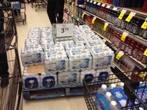 Sage creek sobeys water supply