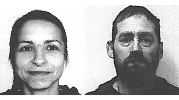 Cara Duval and Joseph Pepin, who went missing from the North Bay Regional Health Centre on Jan. 22, are believed to be in New Brunswick.