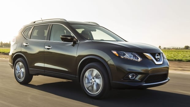 Nissan recalls 768,000 SUVs, including 69,000 in Canada | CBC News