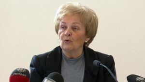 Lac-Mégantic Mayor Mayor Colette Roy Laroche