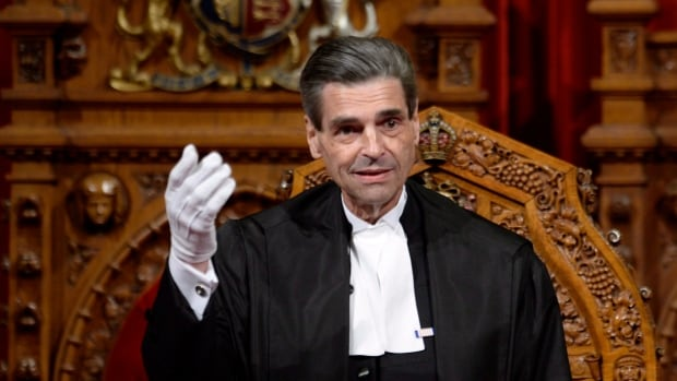 Senate Speaker Pierre Claude Nolin, who was appointed to the upper chamber in 1993, has died following a five-year battle with cancer.