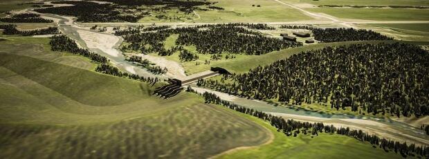springbank reservoir