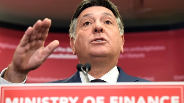 Ontario Finance Minister Charles Sousa has pushed back by one year the rollout of the Ontario Retirement Pension Plan.