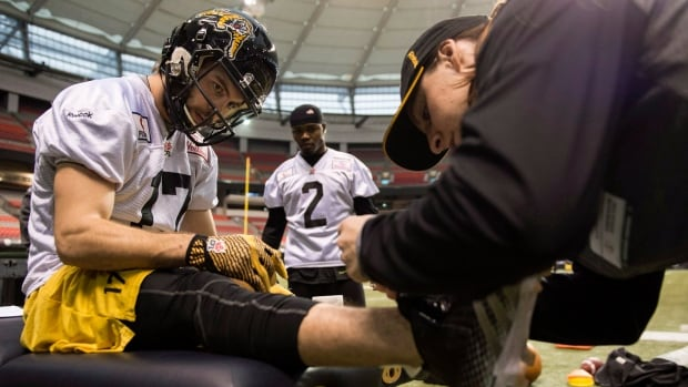 Luke Tasker, the Hamilton Tiger-Cats' leading receiver last year with 72 catches for 937 yards and five touchdowns, has signed a three-year contract with the CFL club.