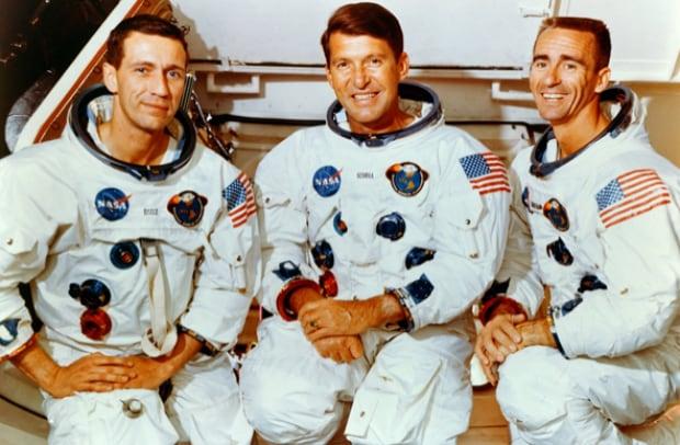 Apollo 7 Astronauts