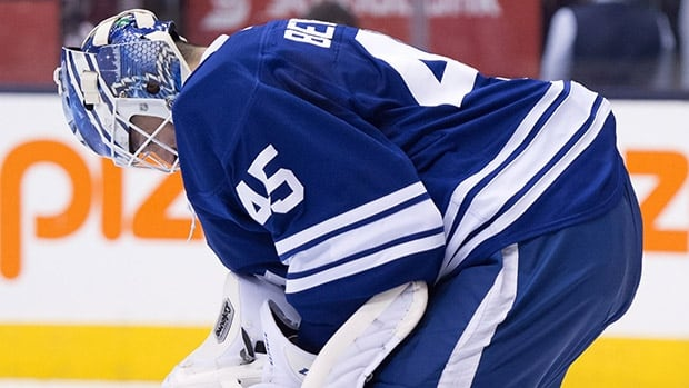 Jonathan Bernier stopped 42 Phoenix shots, but was left to lament one that got away from him.