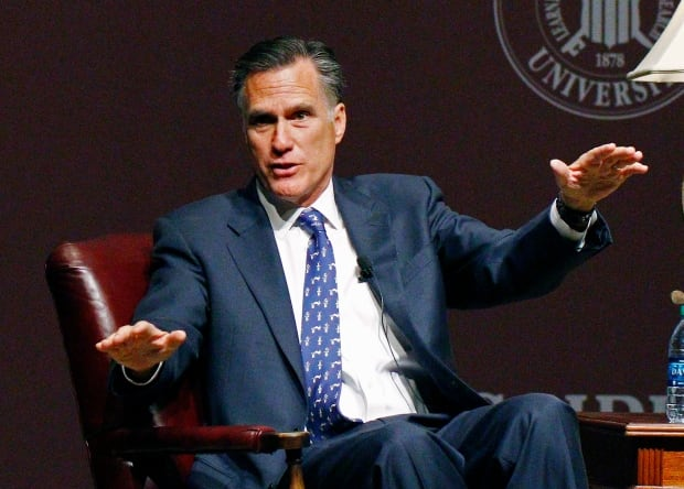 GOP 2016 Romney Donors