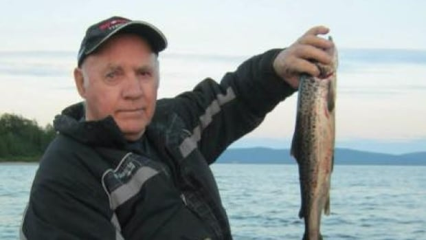 It's believed Dick Baker drowned, after the snowmobile he was operating fell through ice at Deer Lake.