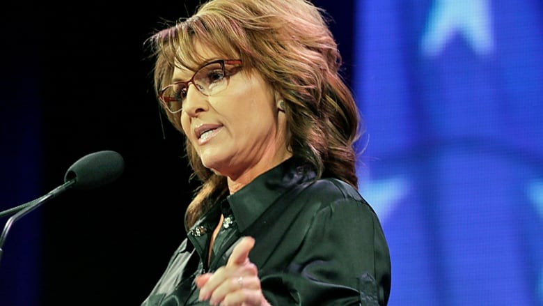 Sarah Palin's scorched-earth plan for the GOP
