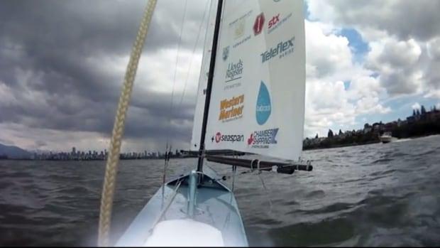 Sailbot could make history
