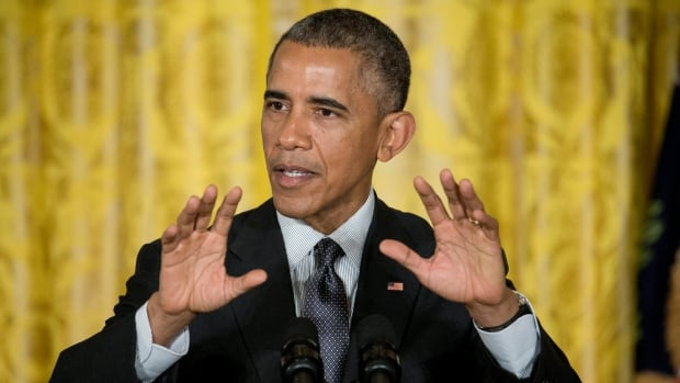 President Barack Obama, shown speaking on Jan. 30, made his comments about vaccination in an interview with NBC.