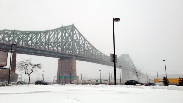 Further repairs to the Jacques Cartier Bridge are planned for later this spring.
