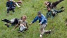 cheese rolling tnail