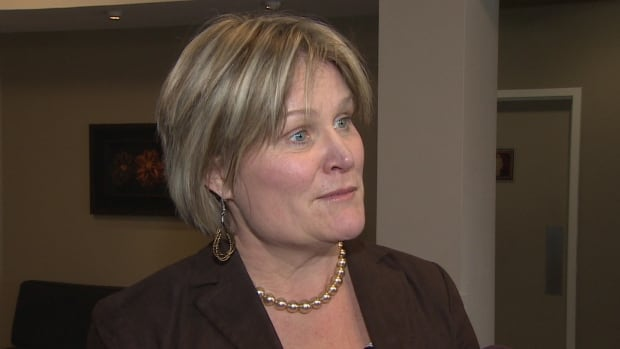 Nova Scotia Nurses' Union president Janet Hazelton pushed for the formation of the working group following an incident last October.