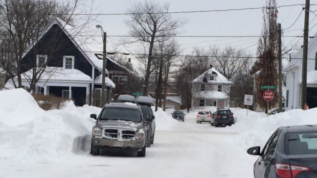 CBC meteorologist Peter Coade says Nova Scotia will see a mixture of sun and cloud with below-zero temperatures on Wednesday.