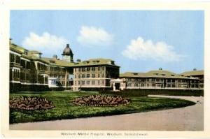 Weyburn Mental Hospital 2