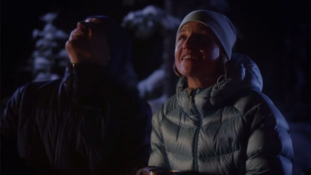 The tag line for the new Yukon tourism commercial, 'We'll Leave A Light On For You,' has been changed to 'Come to my Yukon - We'll light the way.'