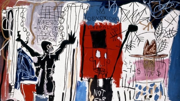 Basquiat paintings coming to Art Gallery of Ontario
