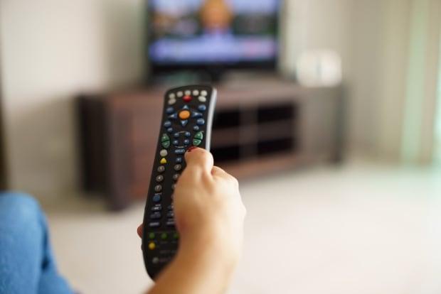 TV watching stock