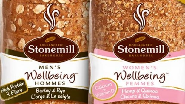 Stonemill Bakehouse has launched a line of different breads marketed to men and women.
