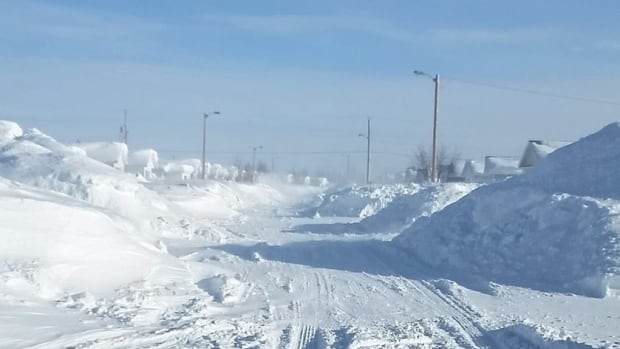 Roads Unsafe As Happy Valley Goose Bay Lockout Continues