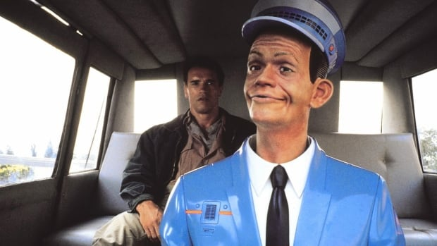 In the 1990 film Total Recall, a robot cab driver tries to take Arnold Schwarzenegger's character for a ride, with predictable results. Twenty-five years later, economics means science fiction is becoming reality, with subtle differences.