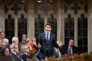Justin Trudeau 20150204