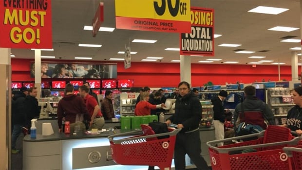Target Canada workers complain of inflexible and erratic schedules during Target Canada's final days.