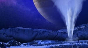 Europa, the icy moon of Jupiter