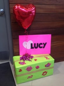 gift for lucy