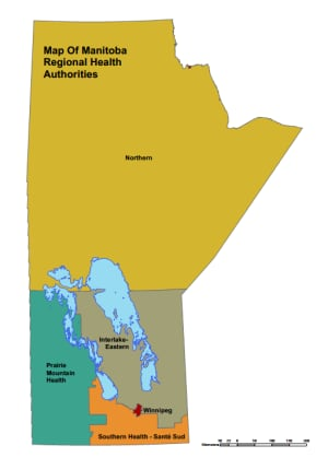 Manitoba Regional Health Authority