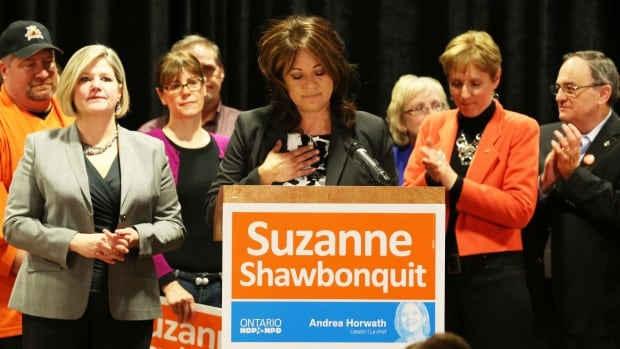 Suzanne election night
