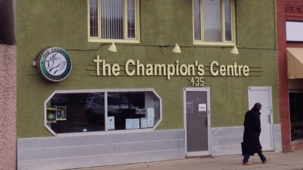 People from Medicine Hat's homeless shelter can go to Champion's Centre for a hot breakfast.