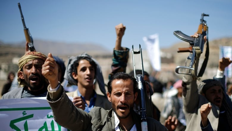 Yemen's Shia Houthi rebels announce takeover of country | CBC News