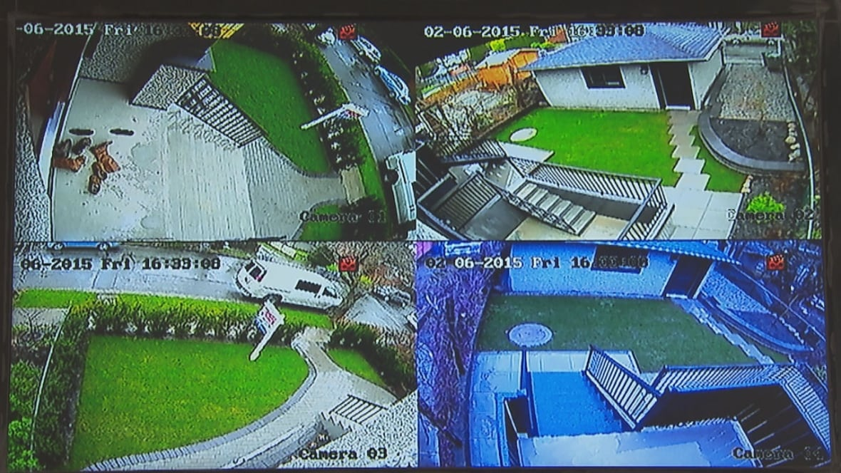 Invasion Of Privacy Cameras At Home