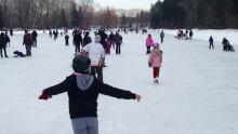 Bowness Park grand reopening skating park