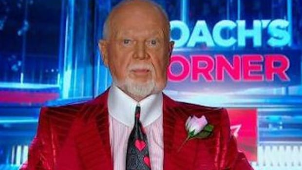 "There have been calls on social media for Don Cherry to be fired over calling his hockey commentary colleague a ""barbarian"" for eating seal meat."