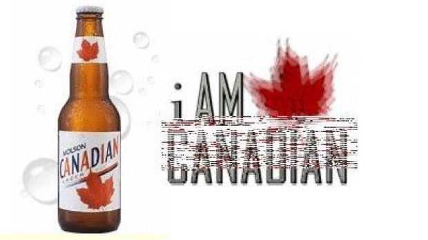 "Molson Canadian's ""I am Canadian"" campaign ran during the mid to late '90s."
