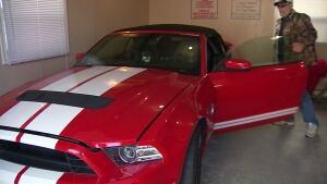 Wayne Hiltz-Mustang