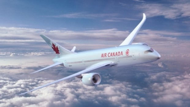 An Air Canada Dreamliner en route from Vancouver to Narita, Japan, with 117 passengers made an unscheduled stop in Anchorage, Alaska, on Tuesday night, because of something related to the oil indicator.