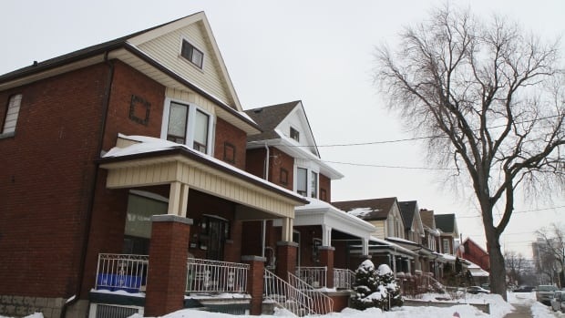 Hamilton, Ont., is one of four Canadian cities to see composite house prices rise by more than 9 per cent, according to Teranet.