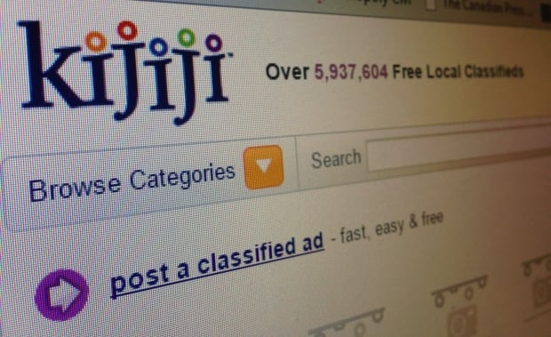 Kijiji website ad Jason Green reunited with his mother