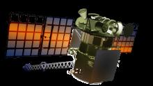 DSCOVR Satellite Rendering