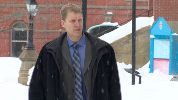 Hugh James Clifford Croll, 54, is scheduled to return to Fredericton provincial court on June 10 for a verdict on his voyeurism charge.