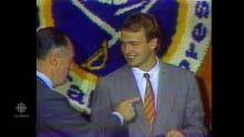 From the CBC archives: What do Evander Kane and Dale Hawerchuk have in common?