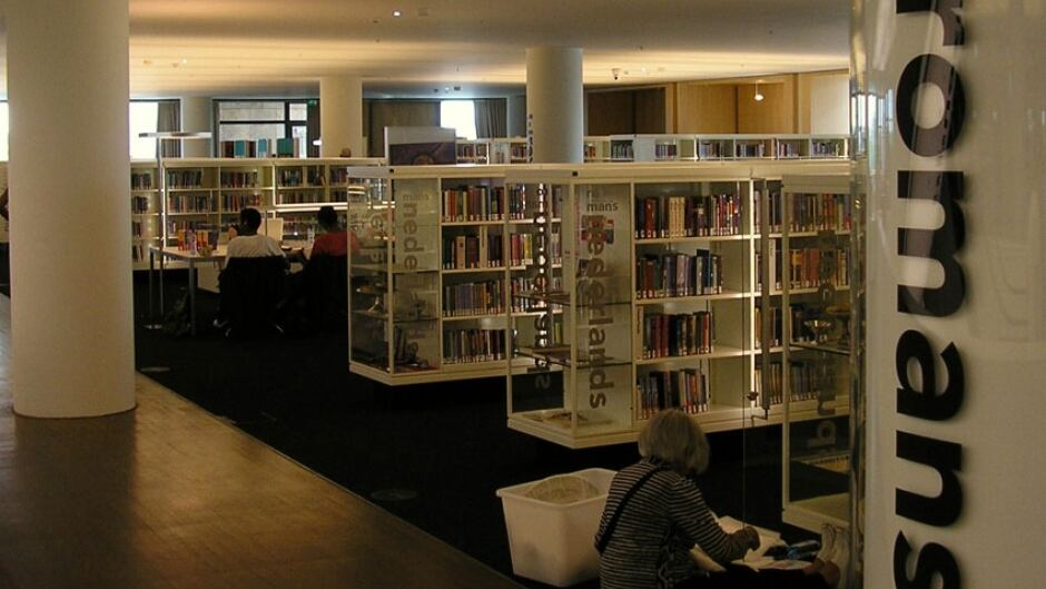 Amsterdam Central Library
