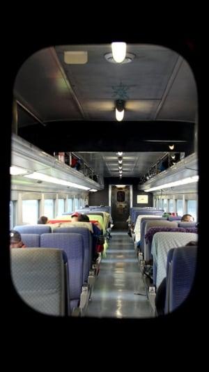 Tshiuetin train