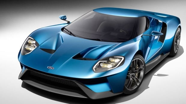 Ford has a deal with Multimatic in Markham, Ont. to make a newly designed GT 'supercar.'