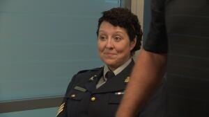 Sgt. Jane Boissonneault